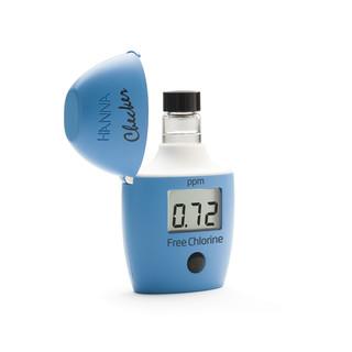 Hanna Checker HI 701 vrij chloor LR Fotometer - Kiëta Koi Veendam
