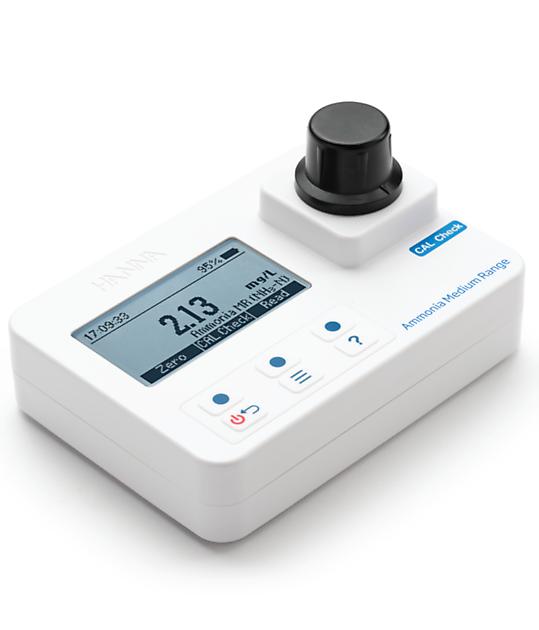 Fotometer voor ammonia LR HI 97700 - Kiëta Koi Veendam