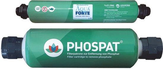 AquaForte Phospat patroon - Kiëta Koi Veendam