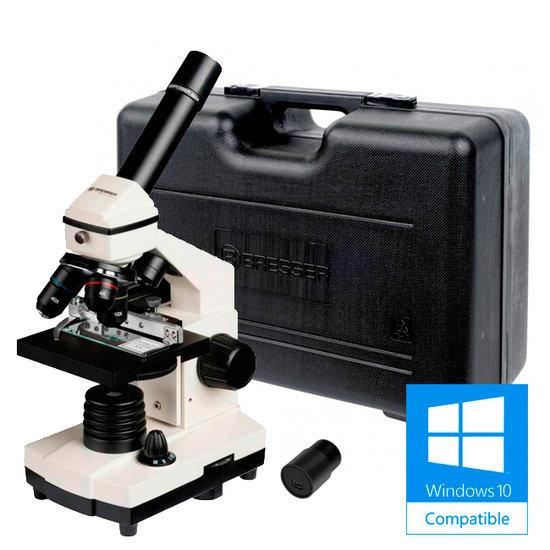 Biolux NV 20 x-1280 x Microscoop - Kiëta Koi Veendam