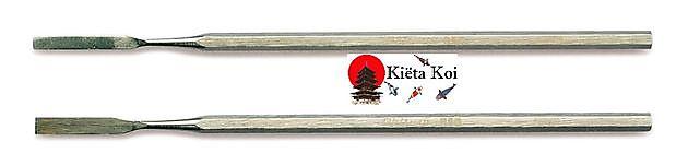 Spatel Micro recht, 4 mm - Kiëta Koi Veendam