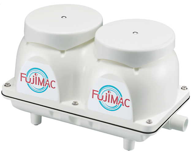 Fujimac 300 Eco luchtpomp - Kiëta Koi Veendam