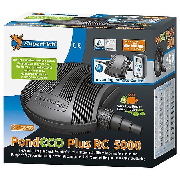 Pondeco plus  RC 5000 - Kiëta Koi Veendam