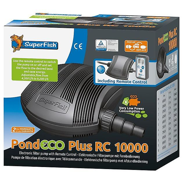 Pond Eco Plus RC 10000 - Kiëta Koi Veendam