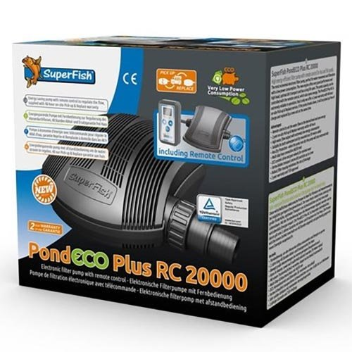 Pond ECO Plus RC 20000 - Kiëta Koi Veendam