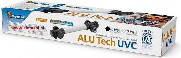 SuperFish Alutech UV-C T5 40W - Kiëta Koi Veendam