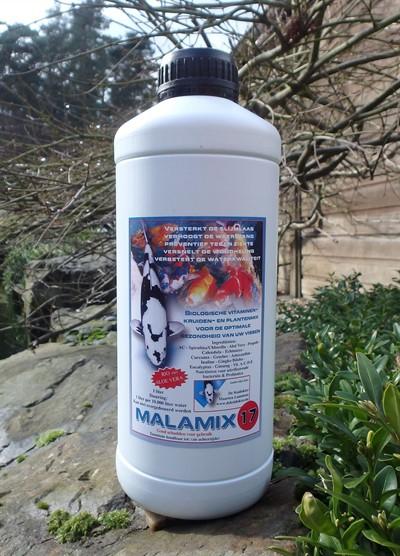 MALAMIX 17 / 1000 ml - Kiëta Koi Veendam
