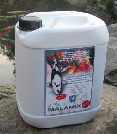 MALAMIX 17 / 5000 ml - Kiëta Koi Veendam