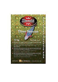 Musashi Three Seasons 4.5mm Kiëta Koi Veendam