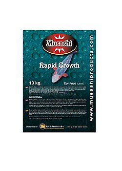 Musashi Rapid Growth 4.5mm Kiëta Koi Veendam