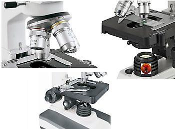 Microscoop Bino Researcher 40 x-1000x Kiëta Koi Veendam